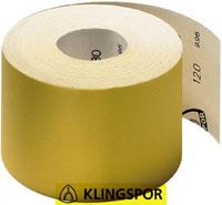 NEU 125 mm GLS5 K/örnung: 150 Klingspor PS 77 CK T-ACT Schleifscheibe 100 St/ück